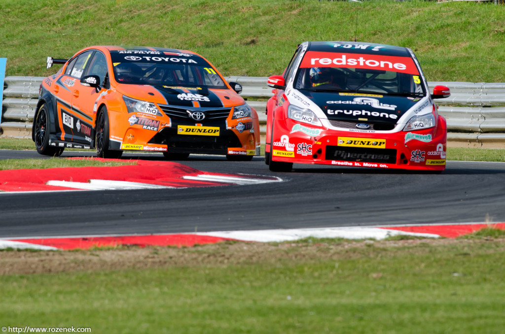 2012.08.11 - Snetterton Racing - 01