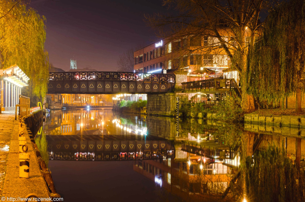2012.11.23 - hdr-norwich-at-night - 01