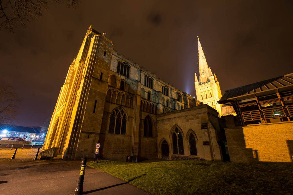 2013.02.09 - Norwich at Night - 07