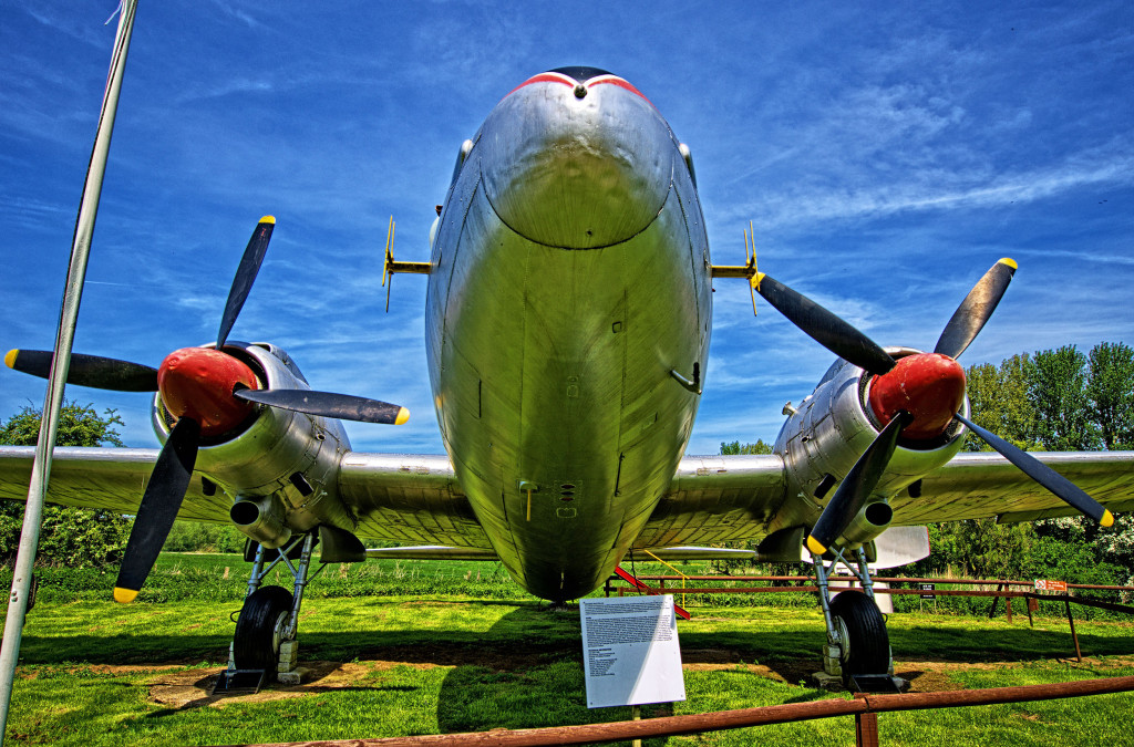 2013.05.26 - Flixton Aviation Museum - HDR-02
