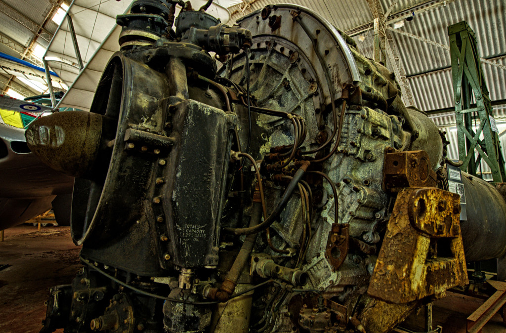 2013.05.26 - Flixton Aviation Museum - HDR-09