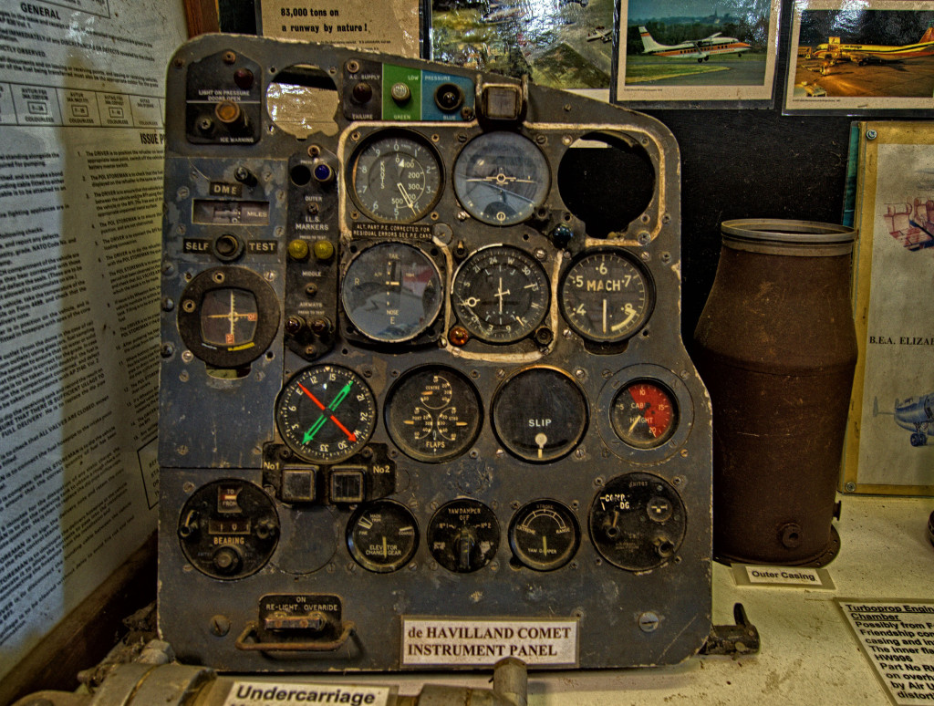 2013.05.26 - Flixton Aviation Museum - HDR-10