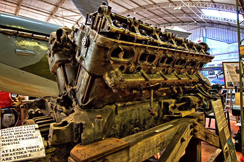 2013.05.26 - Flixton Aviation Museum - HDR-11