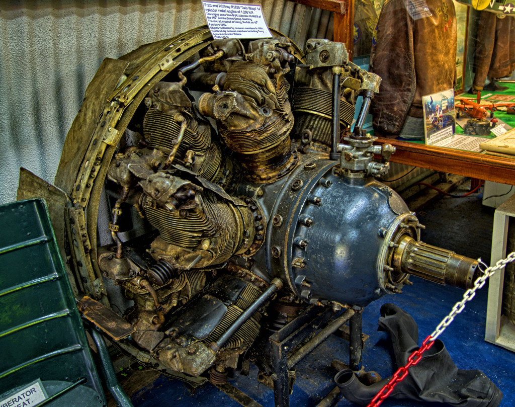 2013.05.26 - Flixton Aviation Museum - HDR-16