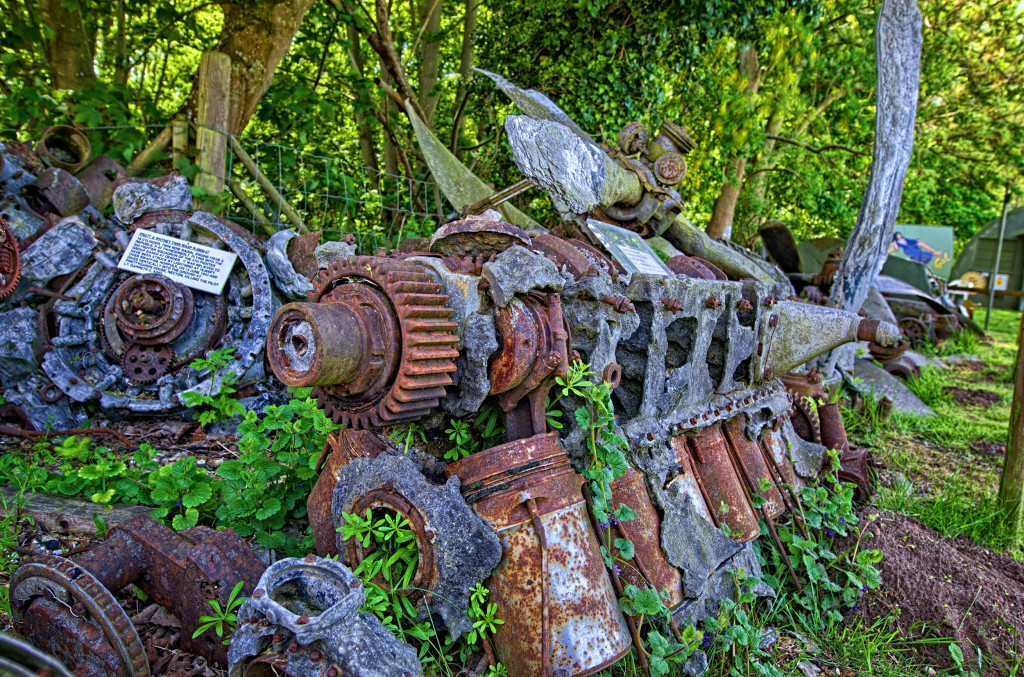 2013.05.26 - Flixton Aviation Museum - HDR-18