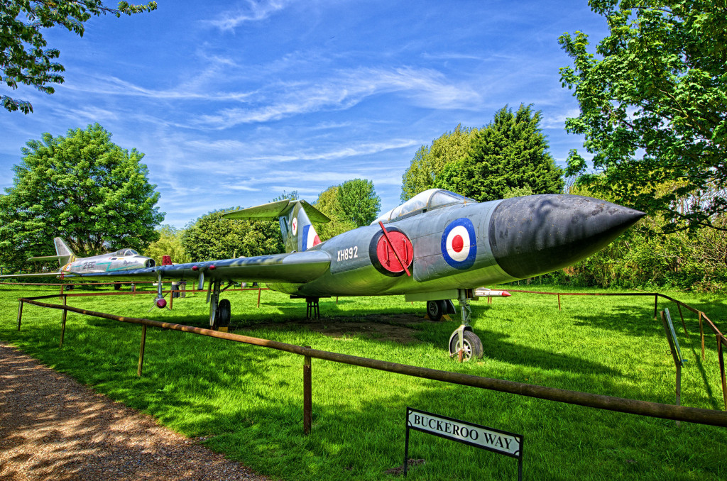 2013.05.26 - Flixton Aviation Museum - HDR-20