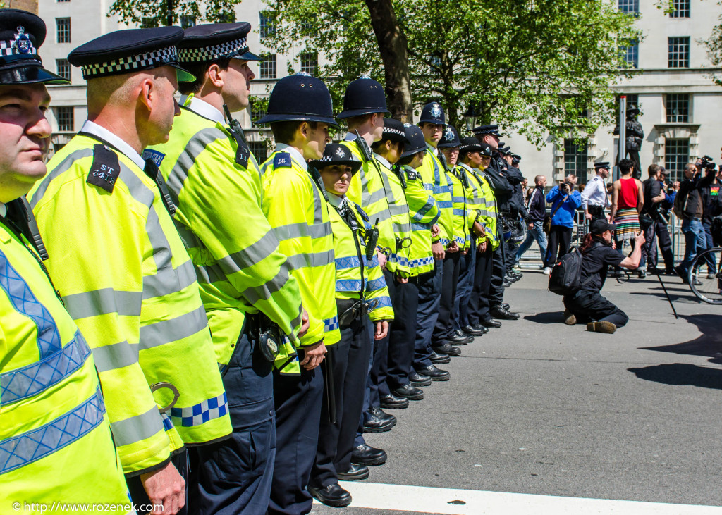 2013.05.27 - EDL Protest in London - 09