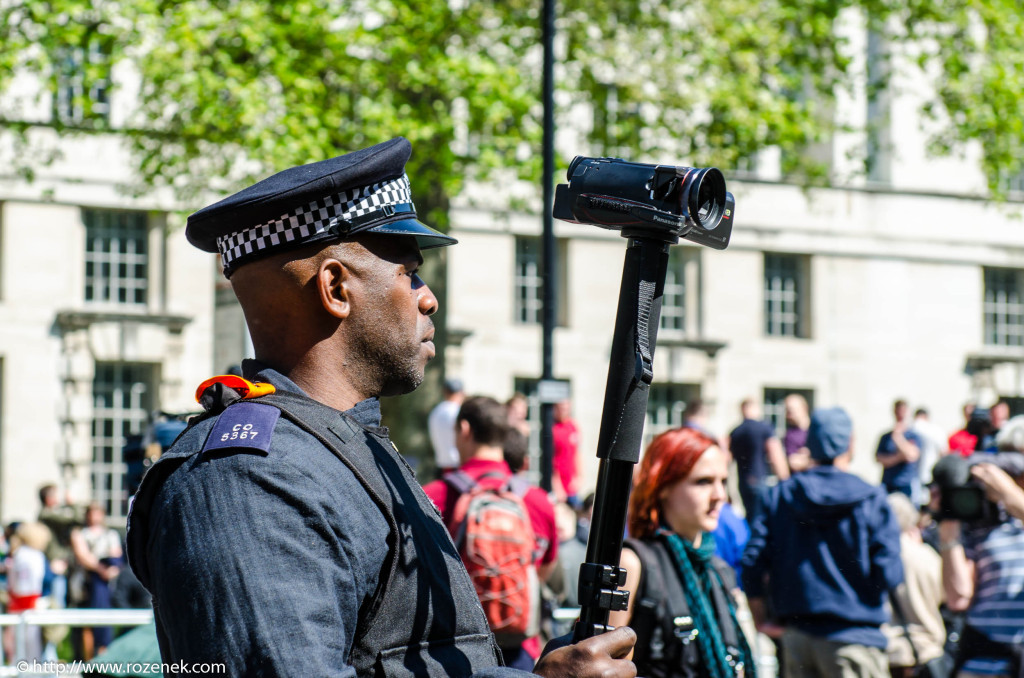 2013.05.27 - EDL Protest in London - 121
