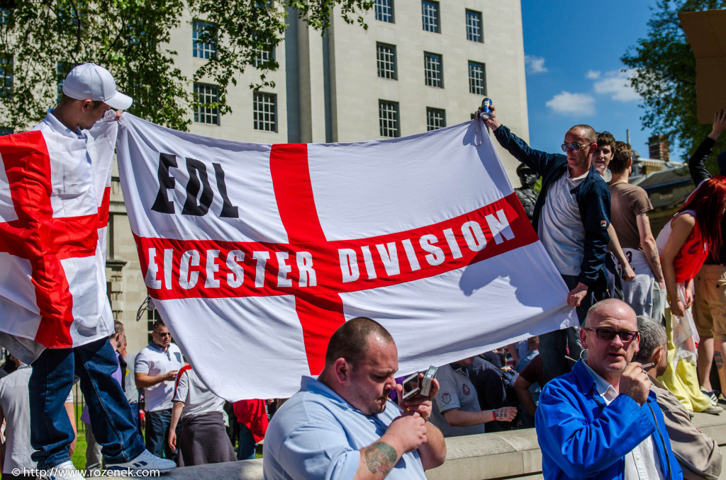 2013.05.27 - EDL Protest in London - 123