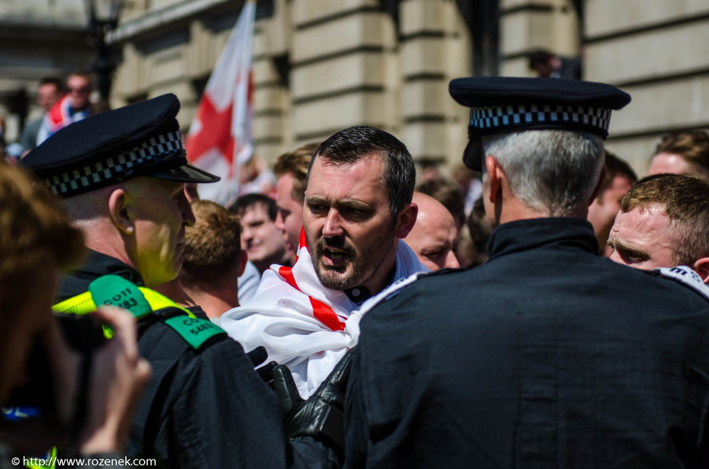 2013.05.27 - EDL Protest in London - 23
