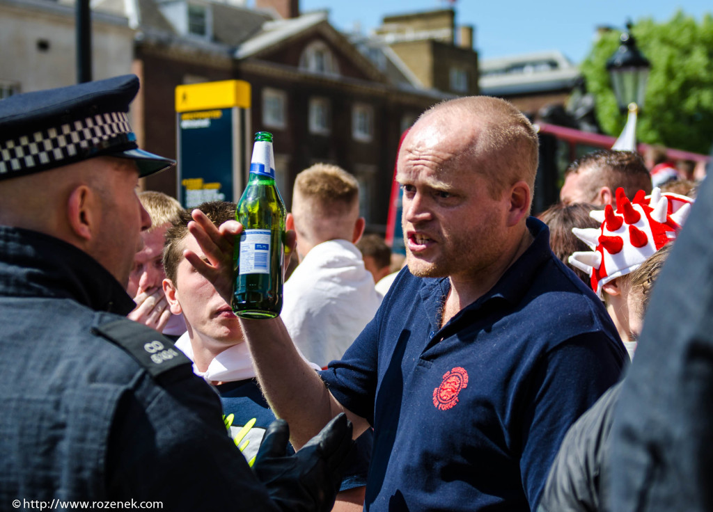 2013.05.27 - EDL Protest in London - 24