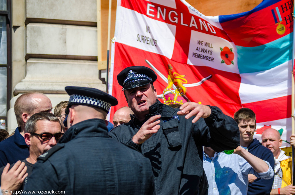 2013.05.27 - EDL Protest in London - 26