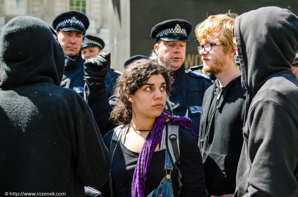 2013.05.27 - EDL Protest in London - 31