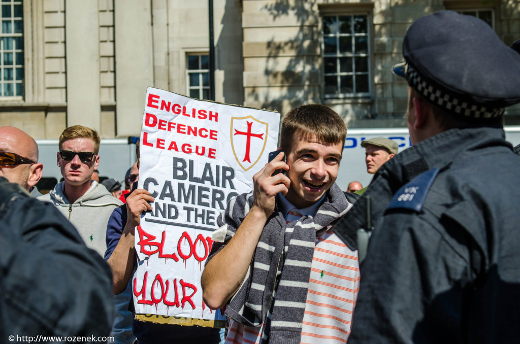 2013.05.27 - EDL Protest in London - 90
