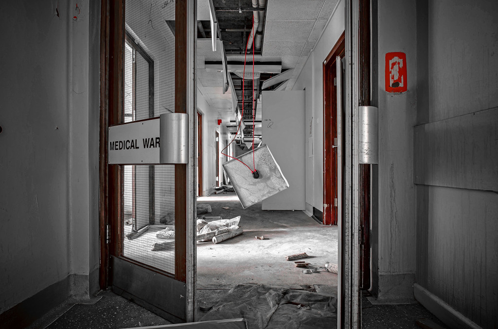 2013.05.28 - Peterborough Abandoned Hospital - HDR-02