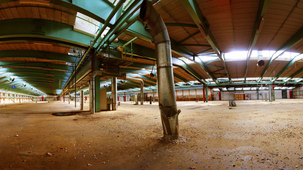 2013.06.23 - Abandoned Timber Factory - Urbex - Panorama-02
