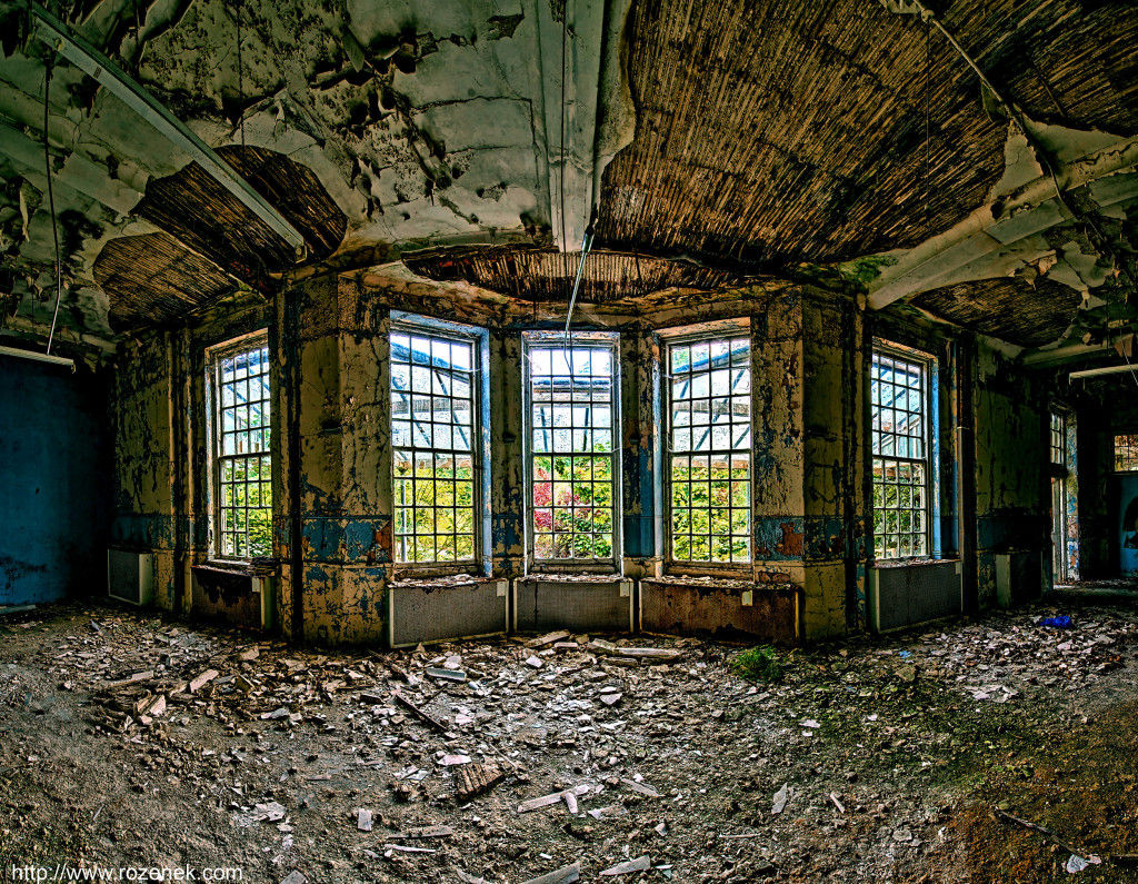 2013.07.27 - Severalls Hospital Colchester - Panorama-02