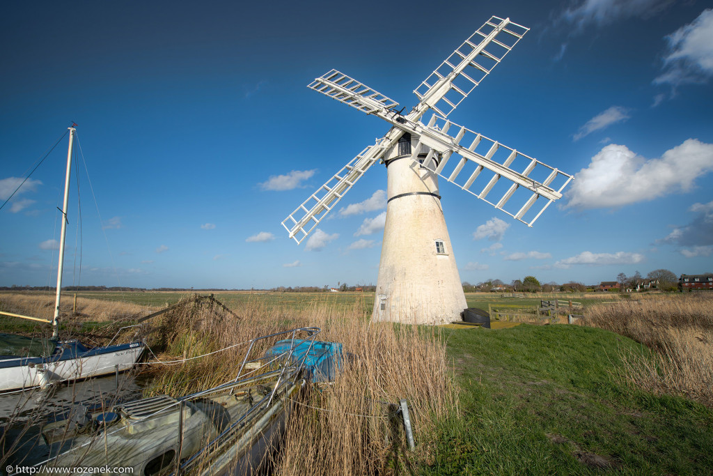 2014.02.26 - Thurne Drainage Mill - 01
