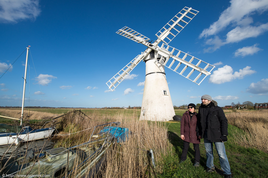 2014.02.26 - Thurne Drainage Mill - 02