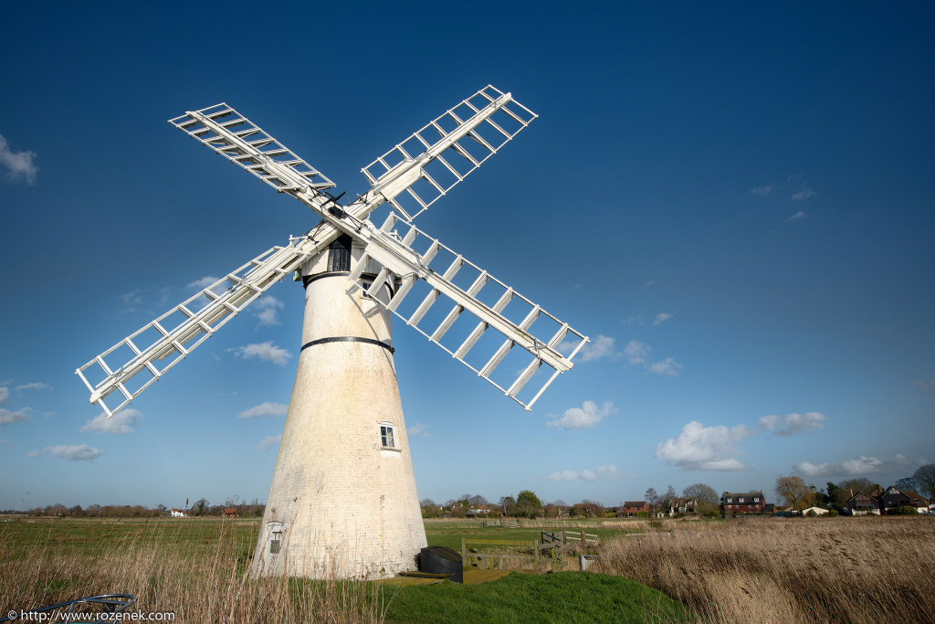 2014.02.26 - Thurne Drainage Mill - 05