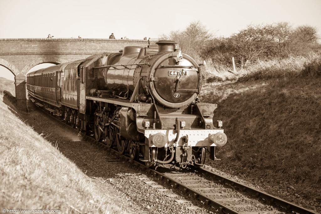 2014.03.09 - Railway near Weybourne - 03