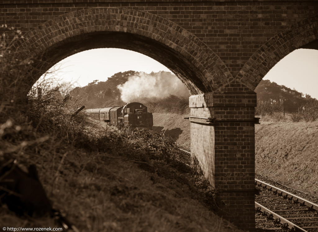 2014.03.09 - Railway near Weybourne - 04