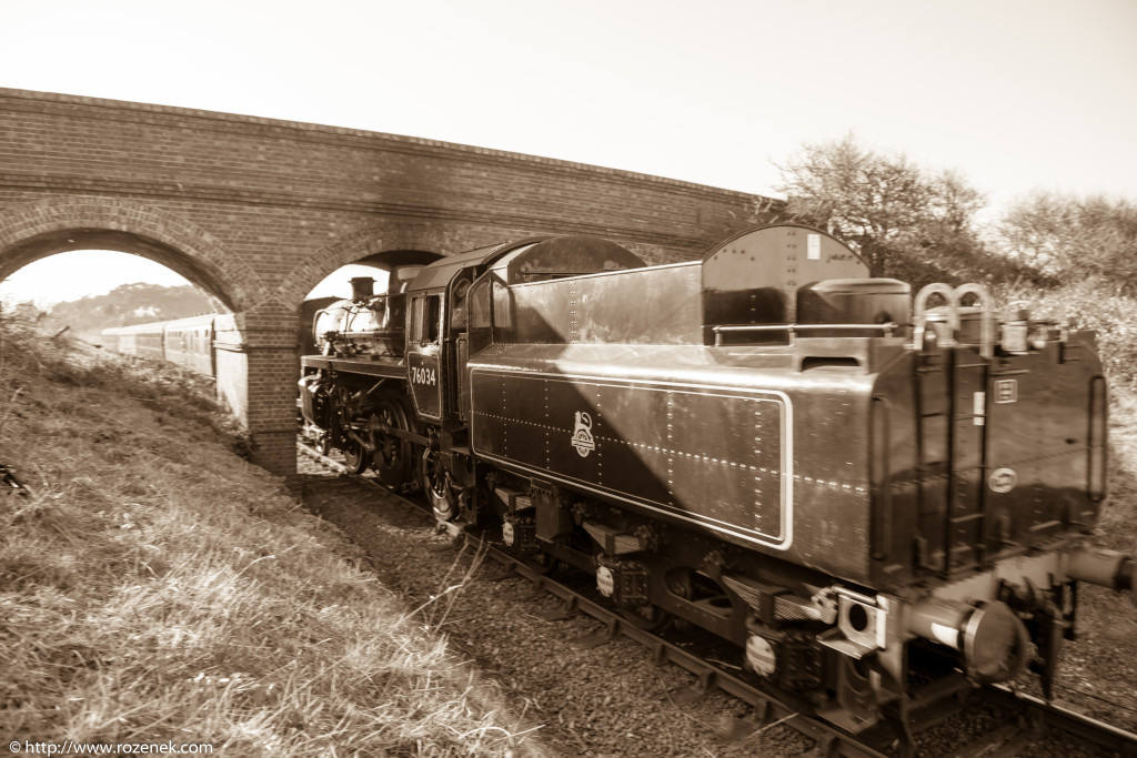 2014.03.09 - Railway near Weybourne - 05