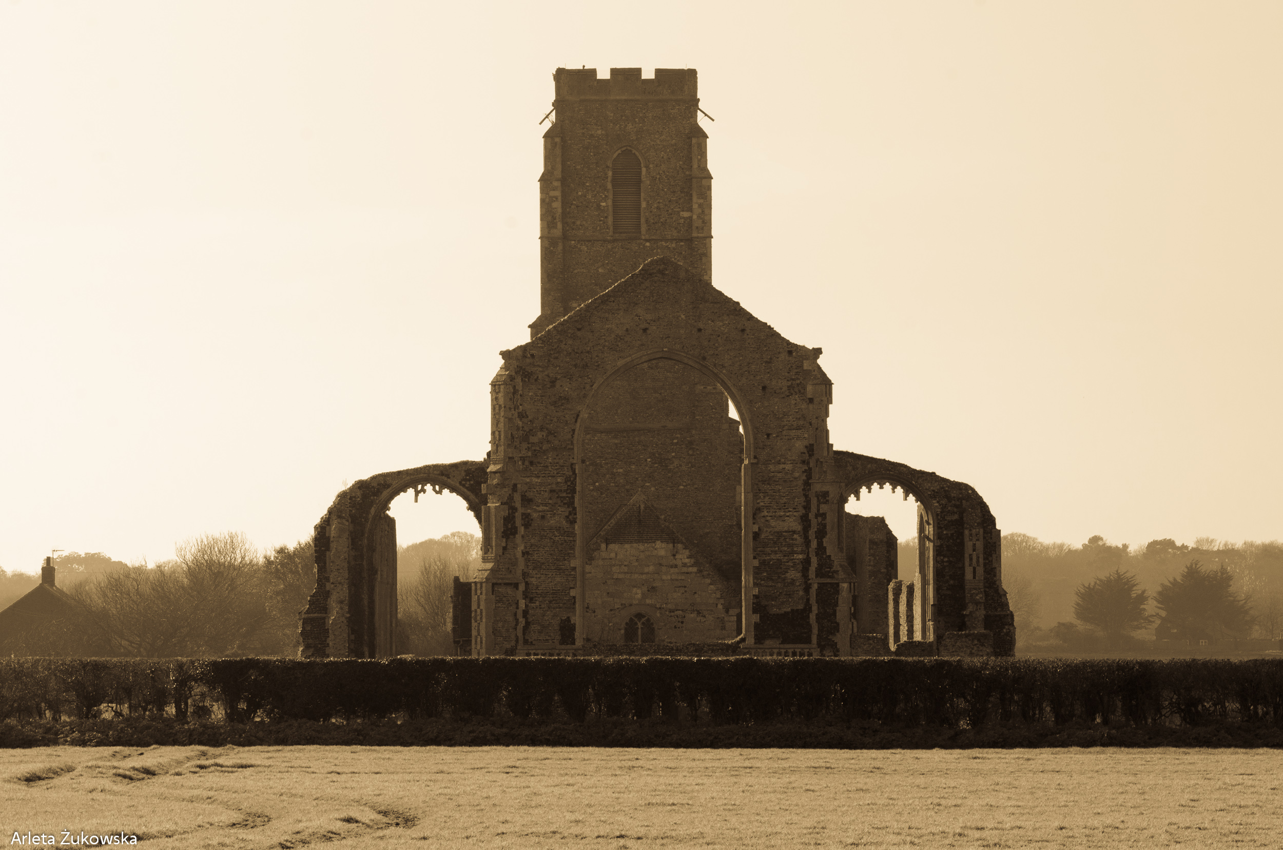 2014.03.12-The-Church-of-St-Andrew-in-Covehithe - 37