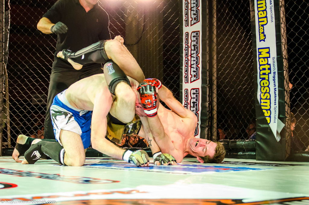 2013.03.30 - MMA Norwich - Fight 07 - 07