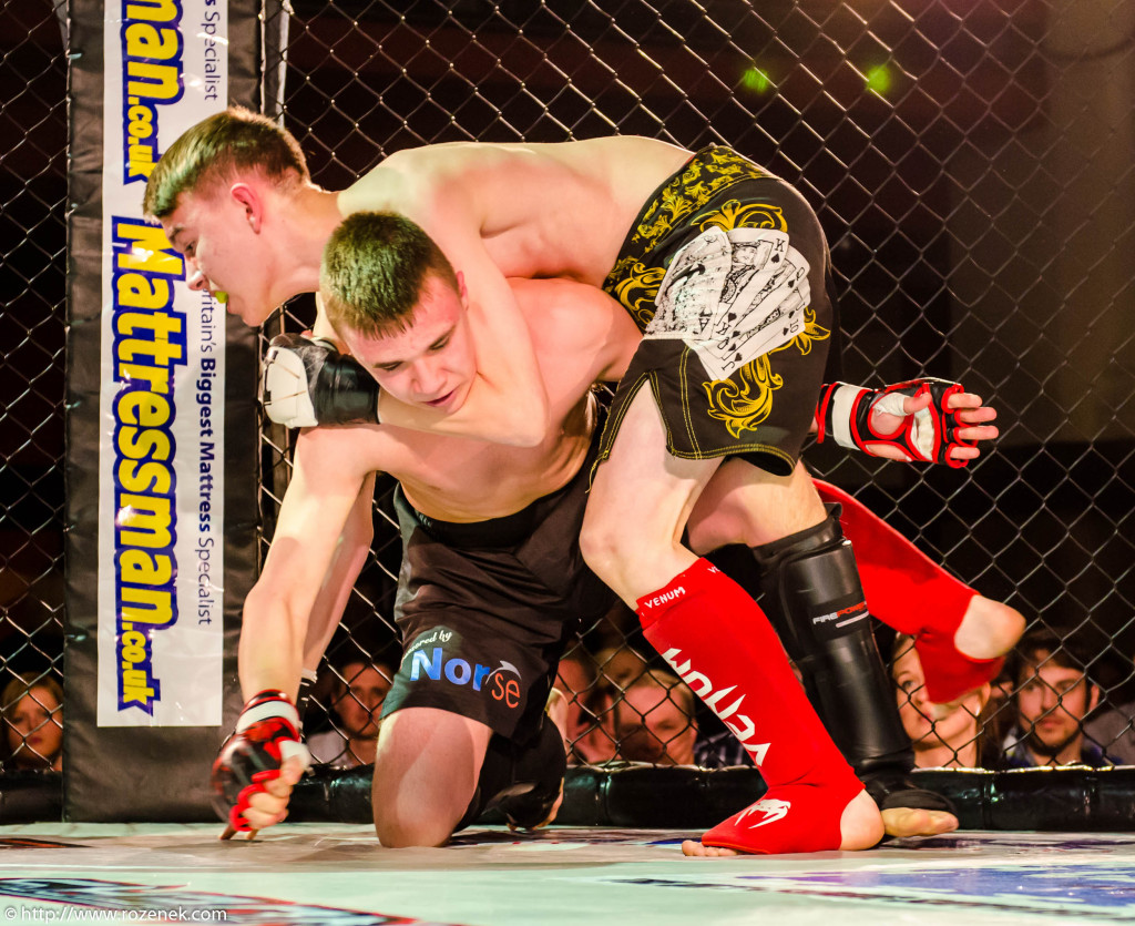 2013.03.30 - MMA Norwich - Fight 10 - 03