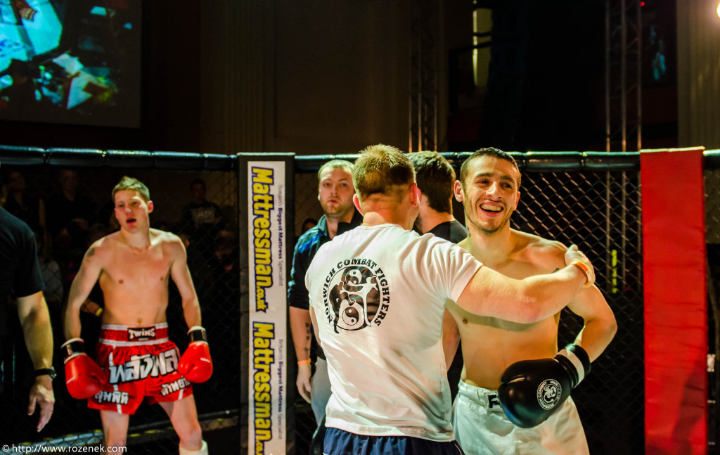 2013.03.30 - MMA Norwich - Fight 11 - 13