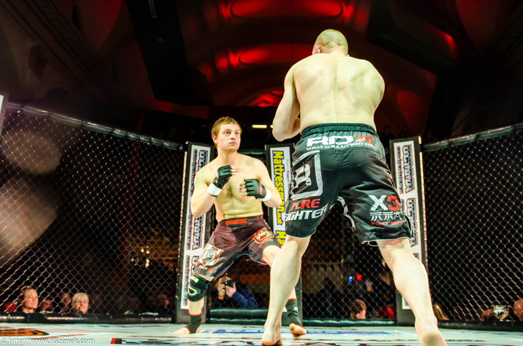 2013.03.30 - MMA Norwich - Fight 12 - 03