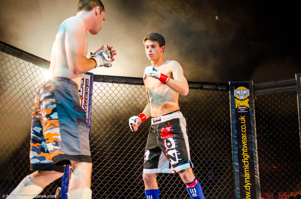 2013.06.15 - MMA Norwich - Fight 03 - 06