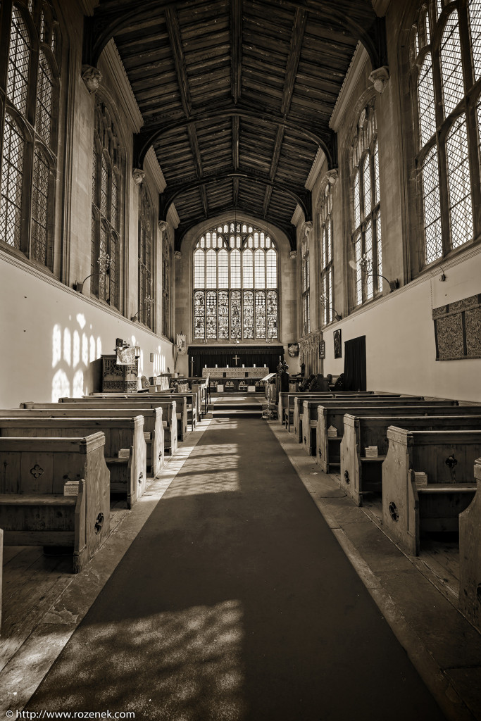 2014.03.29 - Holy Trinity Collegiate Church in Tattershall - HDR-01