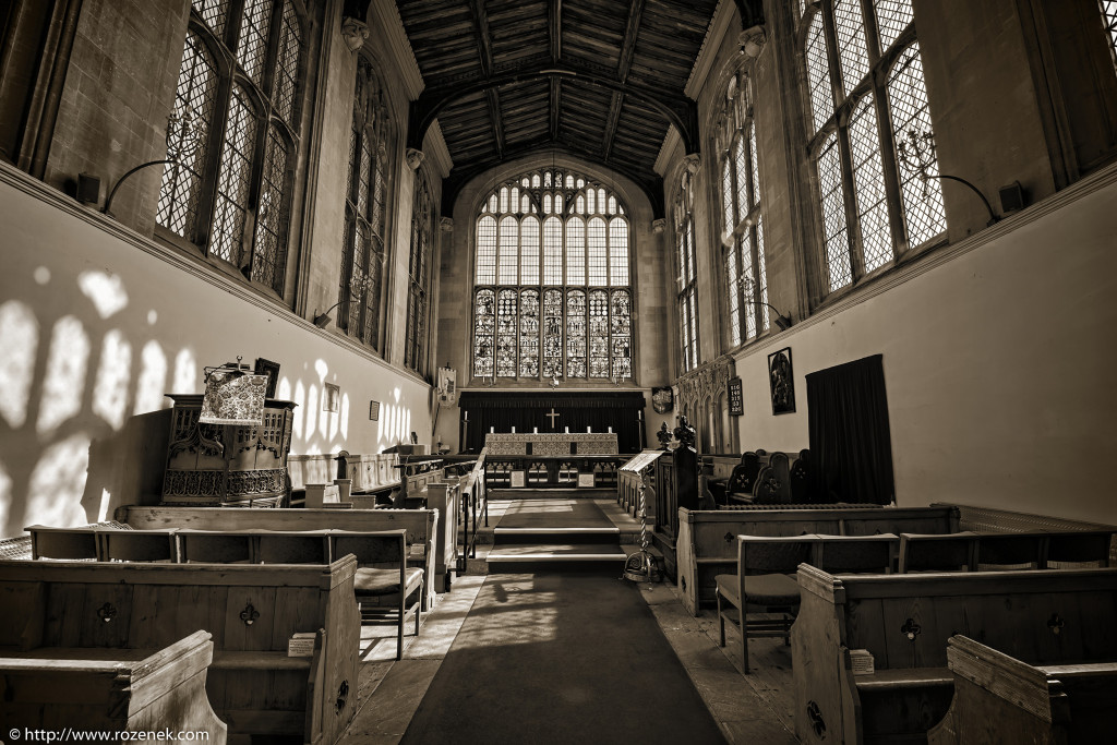 2014.03.29 - Holy Trinity Collegiate Church in Tattershall - HDR-02