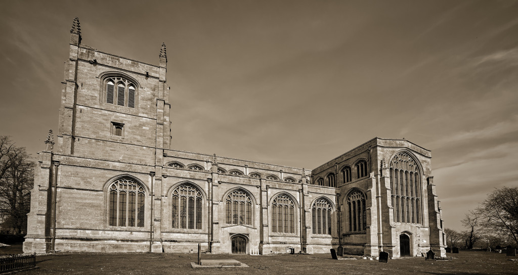 2014.03.29 - Holy Trinity Collegiate Church in Tattershall - HDR-05