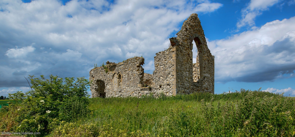 2014.05.25 - St Andrews Chappel Ruins HDR-07