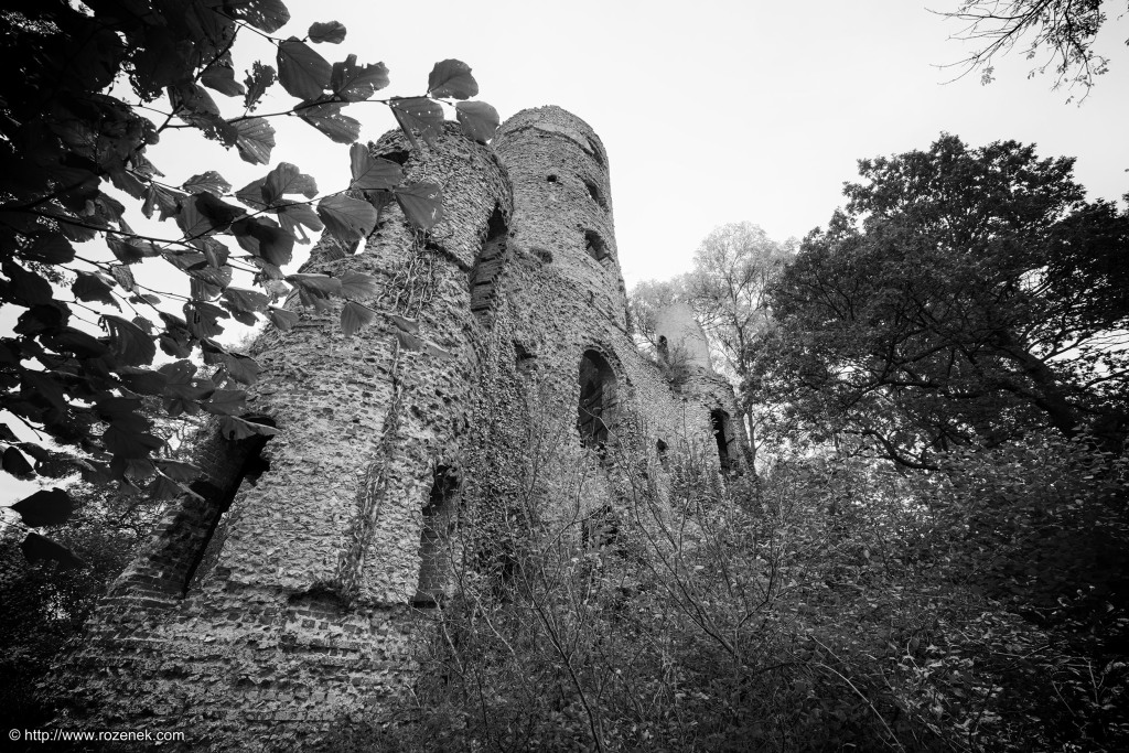 2014.10.25 - Racton Ruins - HDR-01