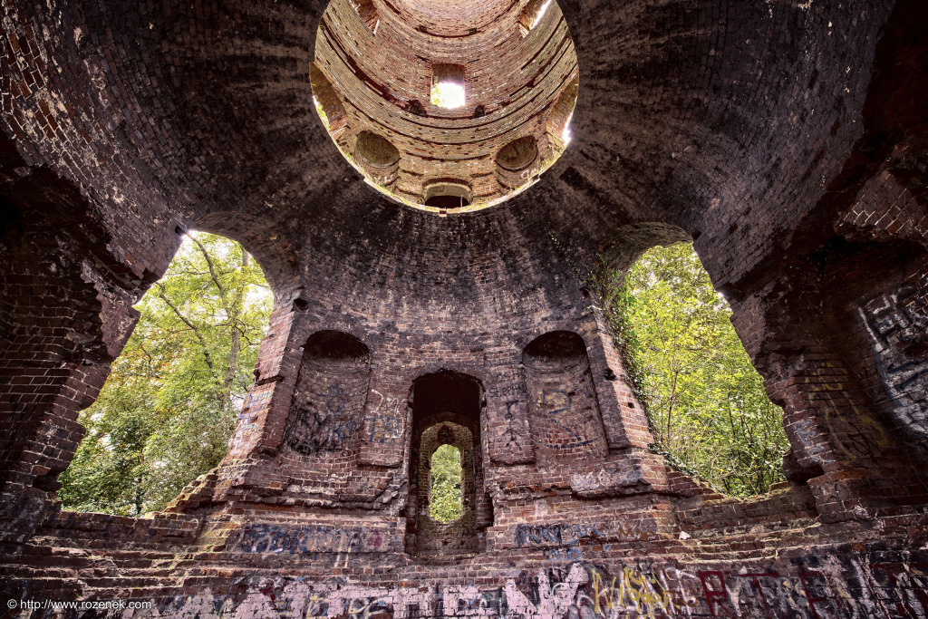 2014.10.25 - Racton Ruins - HDR-03