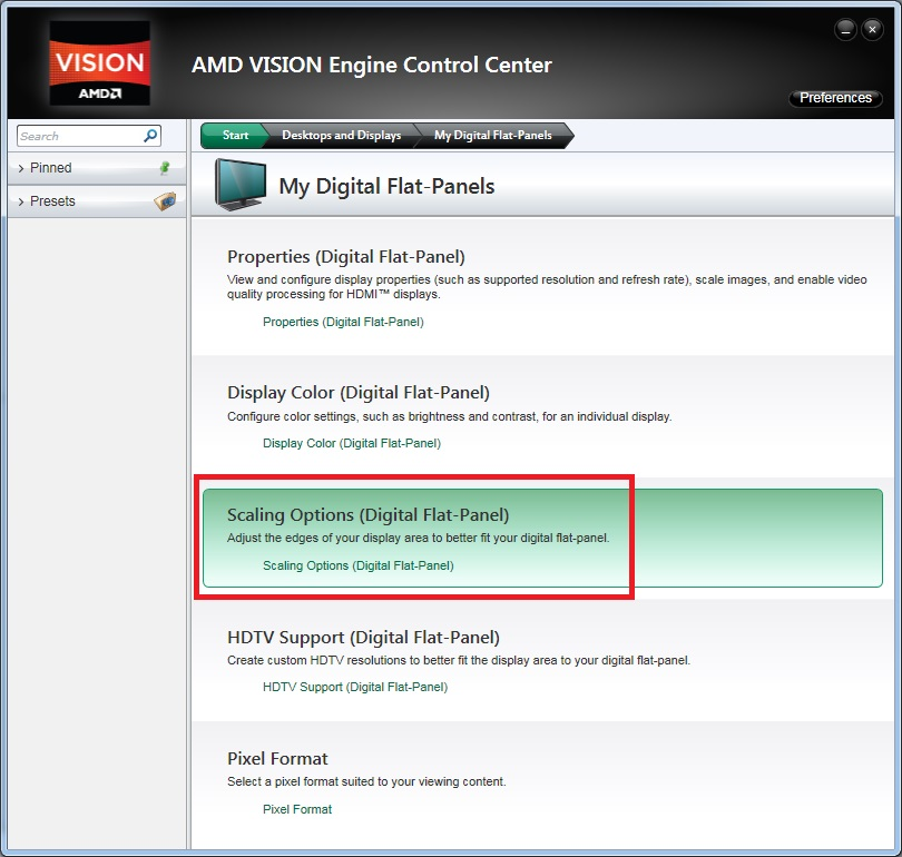 AMD VISION Engine Control Center - 02
