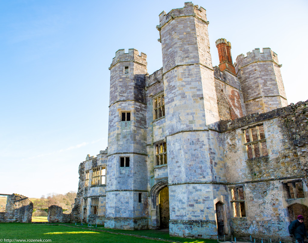 2015.01.24 - Titchfield Abbey - 14