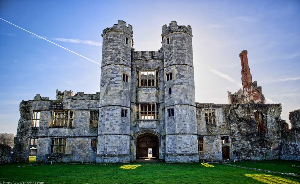 2015.01.24 - Titchfield Abbey - HDR