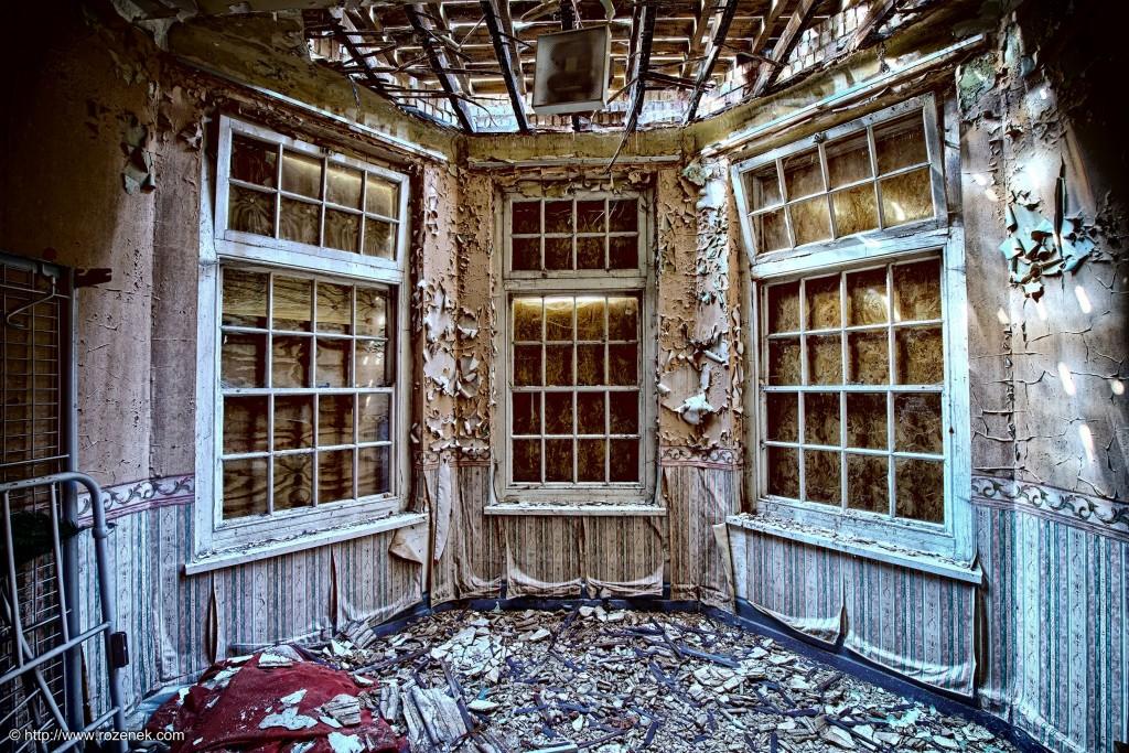 2014.06.01 - Little Plumstead Abandoned Hospital - HDR-07