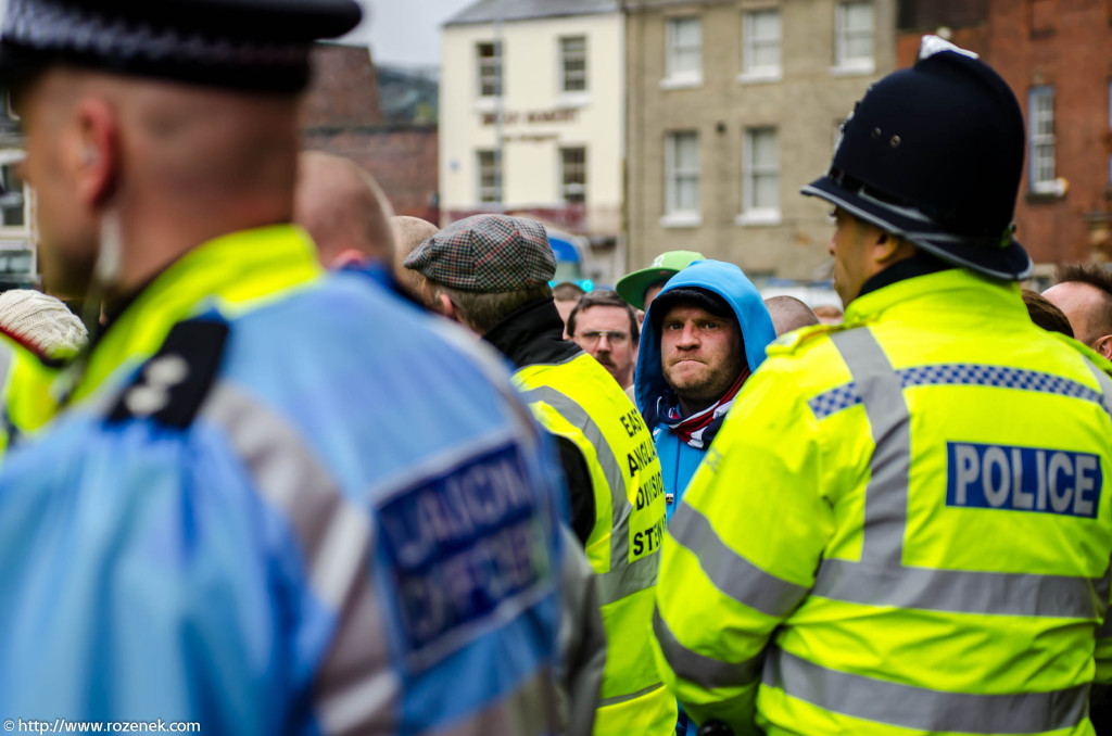 2012.11.10 - English Defence League - Protest in Norwich - 46