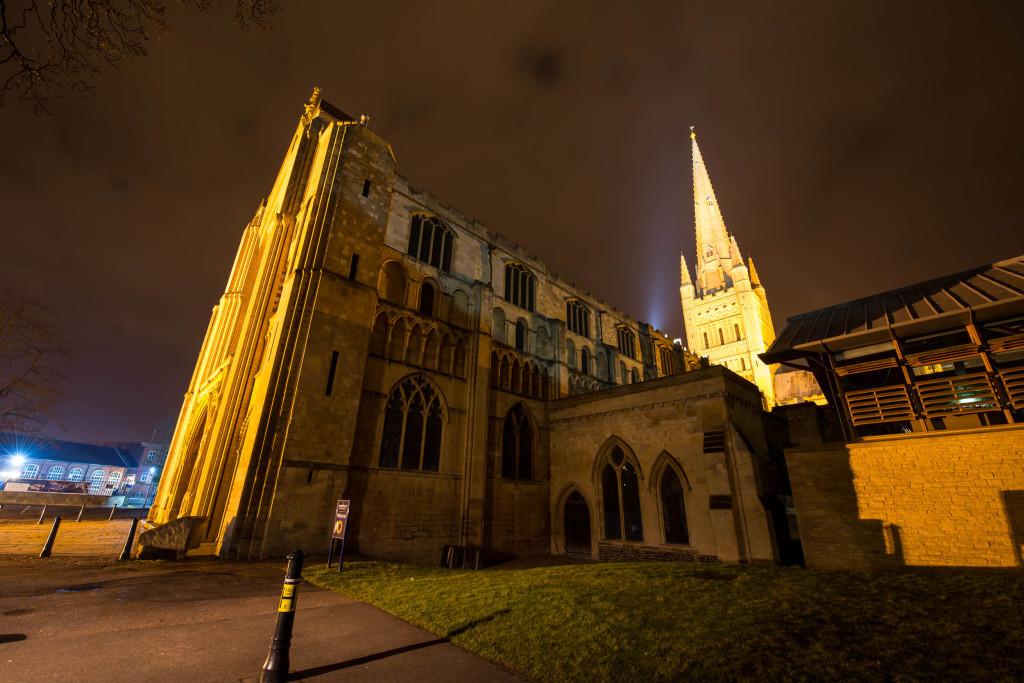 2013.02.09 - Norwich at Night - 07