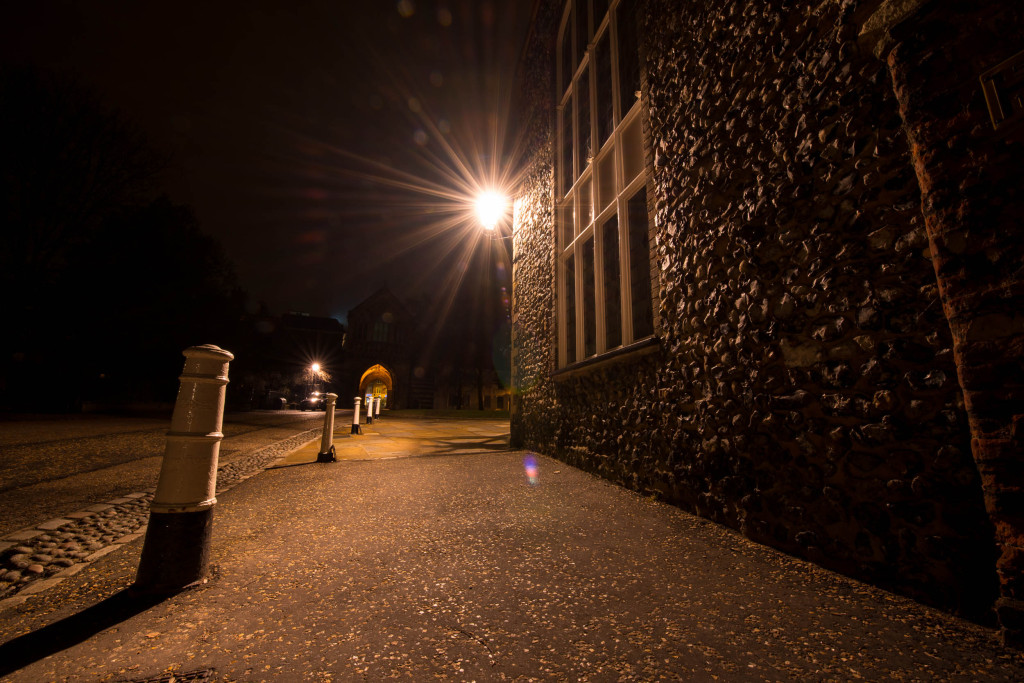 2013.02.09 - Norwich at Night - 18