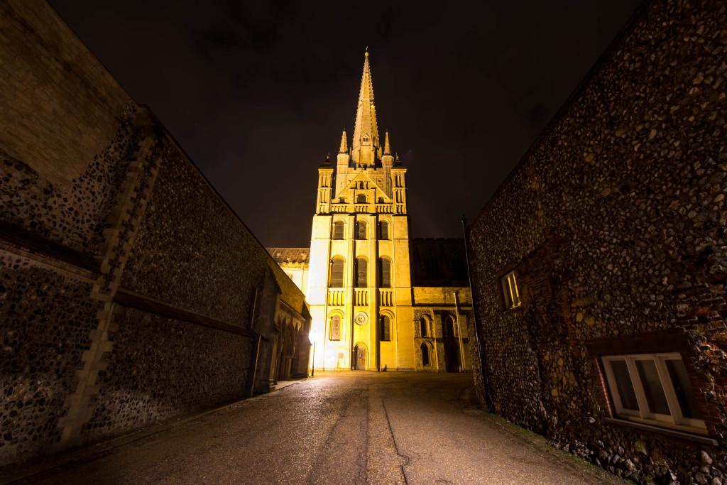 2013.02.09 - Norwich at Night - 19