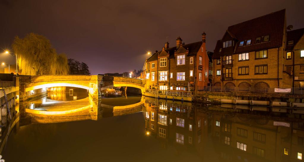 2013.02.09 - Norwich at Night - 20