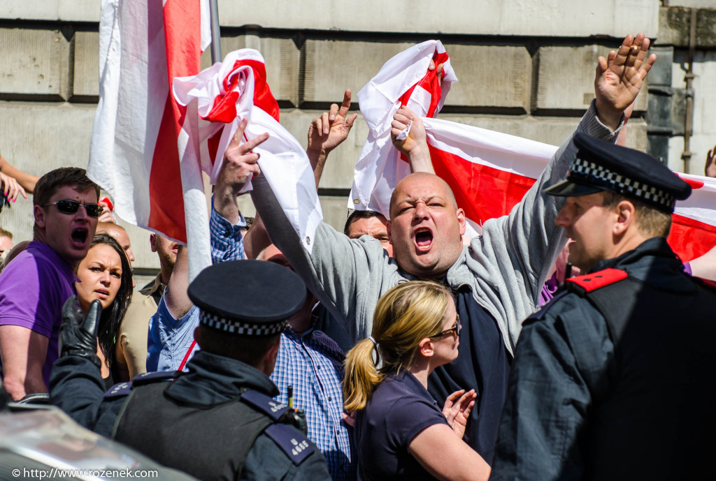 2013.05.27 - EDL Protest in London - 72