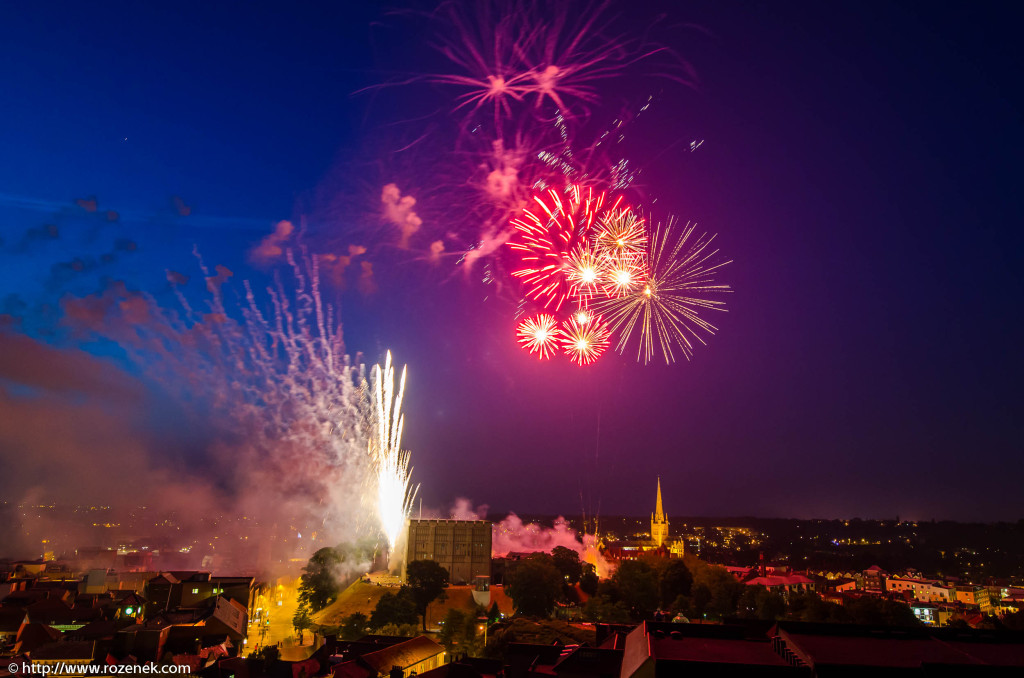2013.07.06 - Fireworks Norwich - 16